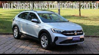 Avaliação Volkswagen Nivus Comfortline 200 TSI