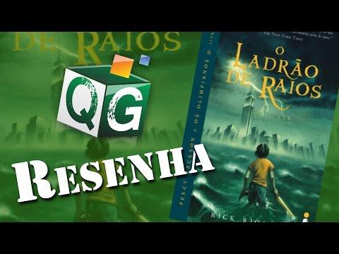 Resenha: Percy Jackson e o Ladrão de Raios