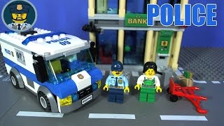 LEGO CITY POLICE Money Transporter 60142