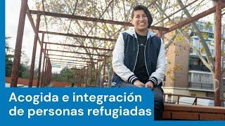 Así es la acogida e integración de refugiados en CESAL (2:17)