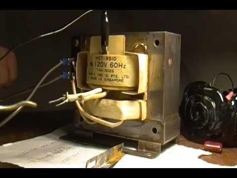 Microwave Oven Transformer (MOT)