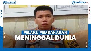 Pelaku Bakar Rumah dan Bacok 7 Orang Meninggal di IGD RSUD, Infeksi Pada Perut setelah Ditembak