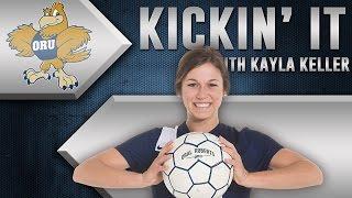 Kickin' It with Kayla Keller