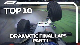 Top 10 Dramatic Final Laps in F1