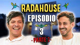 """EPISODIO 3 - PARTE 2 / PERGOLINI: """"Si no fumaran este programa les saldría mucho mejor"""""""