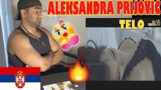 ALEKSANDRA PRIJOVIC   TELO (OFFICIAL VIDEO) |Live No Edit Reaction | Aalu Fries