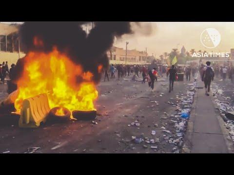 New clashes in Iraqi capital kill eight people