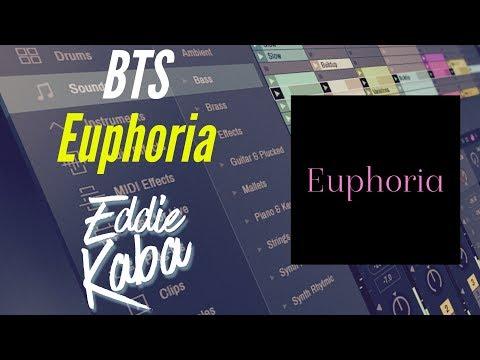 Download Bts Euphoria Eddie Kaba Instrumental Remake | MP3