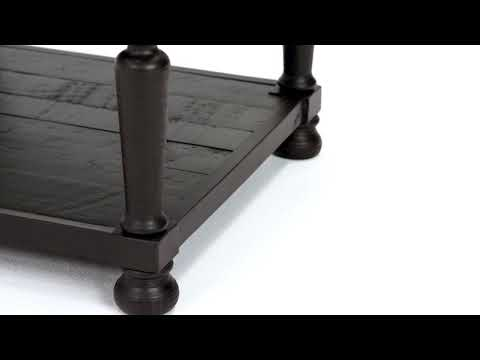 Sharlowe T835-2 Square End Table