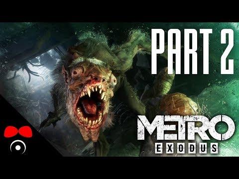 OTEVŘENÝ SVĚT! | Metro Exodus #2