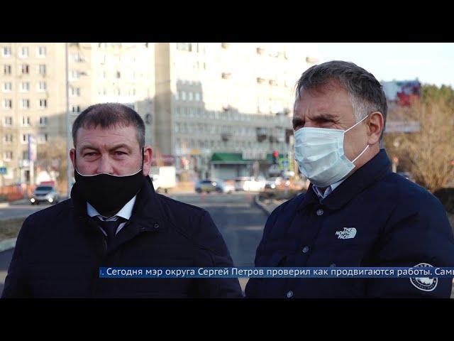 Ремонт дорог в Ангарске близится к завершению