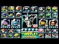 all 81 Platinum Level 100 Characters tmnt Legends
