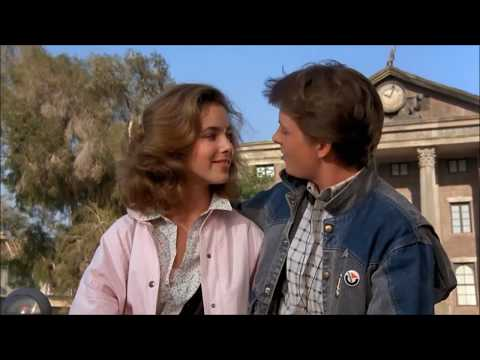 """The Power of Love"" scene from Back to the Future (1985)"