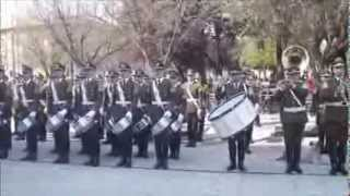 preview picture of video 'Escuela de Carabineros de Chile en Rancagua, 2013'