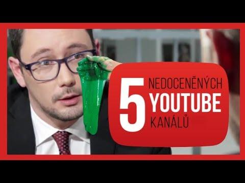 5 nedoceněných YOUTUBE kanálů #2