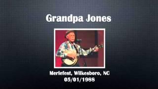 【CGUBA323】 Grandpa Jones