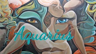 """AQUARIUS """"YOU ARE IN ROUTE TO GETTING WHAT'S YOURS"""" 
