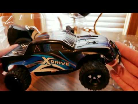 (Episode 1,992) Amazon Unboxing: LBKR Tech Offroad RC Truck @amazon