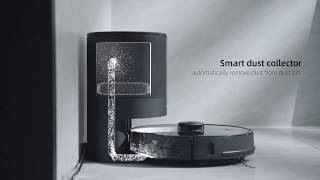 Proscenic M7 Pro Robot Vacuum Cleaner - Official Proscenic Video