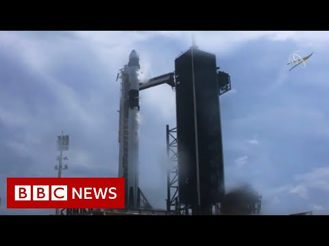 Download Watch: Nasa and SpaceX lift-off - BBC News Mp4 HD Video and MP3