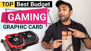Best Graphic Card for Gaming | Video Editing, Pubg PC, GTA 5 | Best Budget Graphics Cards