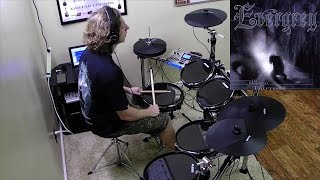 EVERGREY // The Masterplan // Drum Cover by Christian Carrizales