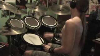 """Rey de la Selva"" by Asesino Drum Cover (2008)"