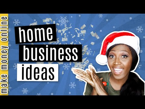 , title : '25 Home Based Business Ideas (Series Intro + GIVEAWAY) | Make Money Online 2021