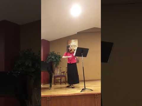 Mozart Violin Concerto!