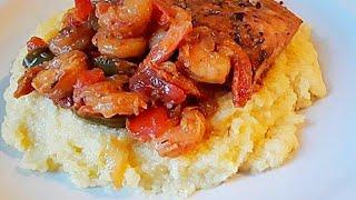 Mayi Moulen Recipe  - Haitian Food