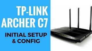 Debrick/unbrick TP-Link Archer C7 AC1750 WiFi router using