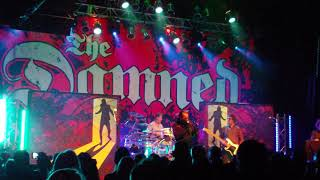 The Damned - Curtain Call Live @ The Depot SLC, Utah