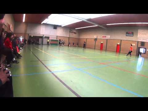Tournoi U17 aux Pays Bas (2ème match de poule)