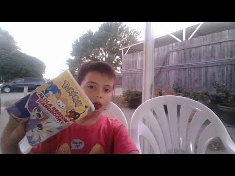 showing you my pokemon Alola region handbook pt.3