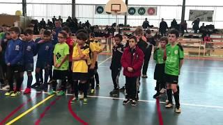 AS Andolsheim U 11 tournoi Futsal AS Wintzenheim