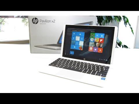 HP Pavilion x2 – 10-n001ng  Hands On Test - Deutsch / German ►► notebooksbilliger.de