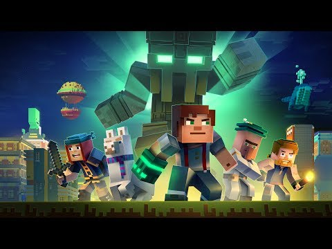 Minecraft: Story Mode - Season Two - OFFICIAL TRAILER thumbnail