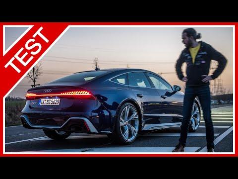 Audi RS 7 Sportback (600 PS): Ist er seine 170.000 Euro wert? Launch Control, Ausstattung - TEST