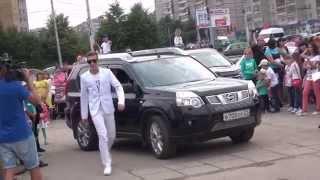 Михаил Араскал Красная ковровая дорожка 9 июля