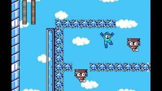 Mega Maker: Glitch level - Levitation