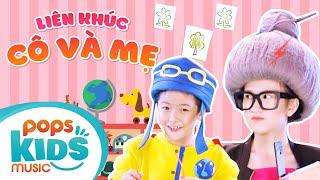 Mầm Chồi Lá - Liên Khúc Cô Và Mẹ   Nhạc thiếu nhi remix   Vietnamese Kids Song