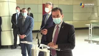 Orban, despre magistrala de metrou M5: Foarte importantă pentru Bucureşti; nu ne vom opri aici