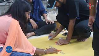 ||Organizing Volunteer|| Behind the Scene of Space Innovation Camp
