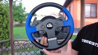 Самый БЮДЖЕТНЫЙ игровой руль с 1080 градусами! Обзор Thrustmaster T150