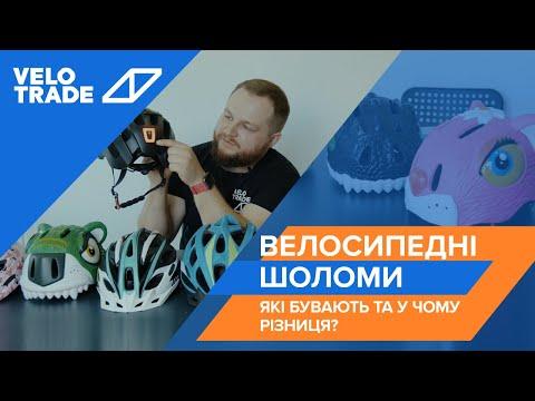 """Шлем велосипедный CIGNA """"Оранжевый тигр"""": video"""