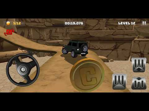 Mountain Climb 4x4 : Offroad Car Drive Android Gameplay