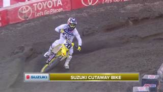 Suzuki Cutaway Bike: Clutch Wear and Tear