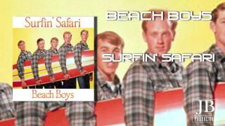 The Beach Boys Go On A Safari