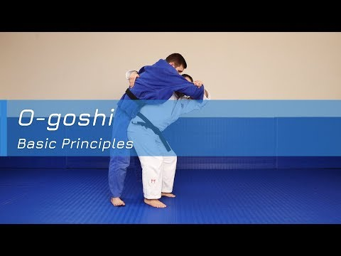 O-goshi - Basic principles