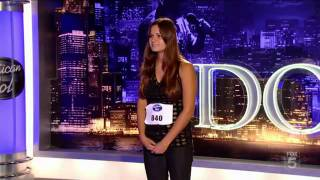 "Charice 's ""In This Song"" played in American Idol"